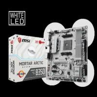 Motherboard MSI B350M MORTAR ARTIC AMD Socket AM4 DDR4