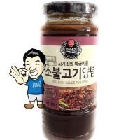 CJ Beksul Korean BBQ Sauce Marinade/ Saus bumbu BBQ Korea