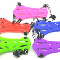 Arm Guard Rubber import / Pelindung Lengan Archery - Biru