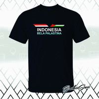 Kaos Baju Distro Indonesia Bela palestina