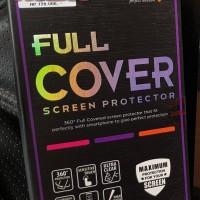 Hikaru Anti Gores Samsung Galaxy S6 Edge+ Full Cover 360 Screen Guard