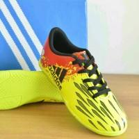 sepatu bola adidas x techfit anak size 33-37 import