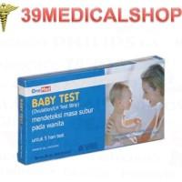 BABY TEST ONE MED - ALAT UJI MASA SUBUR - LH TEST