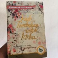 nadwa : buku kado pernikahan untuk istriku