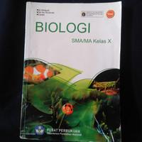 Buku Biologi untuk kelas 1 SMA bse