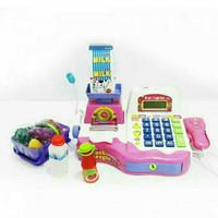 Mainan Anak Kasir-Kasiran Besar Mainan Anak Perempuan