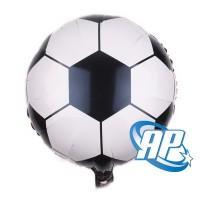 balon foil bulat bola/ balon soccer/ balon karakter ball