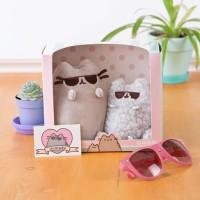 GUND - Pusheen & Stormy Sunglasses Box Set