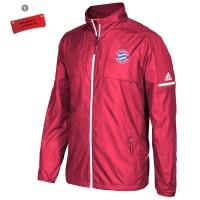 Jaket Tamasya Parasut Merah bayern Munchen