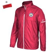 Jaket Tamasya Parasut Merah Manchester City