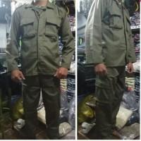 Baju Seragam Satpol PP