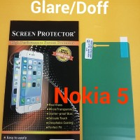 Anti Gores Screen Protector Glare Doff Nokia 5