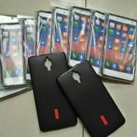 Soft case Xiaomi Mi 4 Mi4 softjacket Capdase hitam