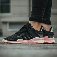 Sepatu Adidas EQT ADV black pink