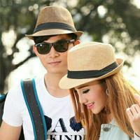 topi import topi fedora artis fedora jazz straw hat
