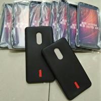 Soft case Xiaomi Redmi Note 4X softjacket Capdase hitam