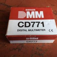 DIGITAL AVO MULTI METER SANWA CD 711