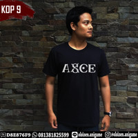 kaos one piece - kaos ace - kop 9