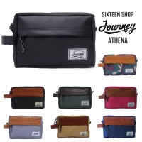 Tas Hand Bag Pouch Organizer Journey Athena
