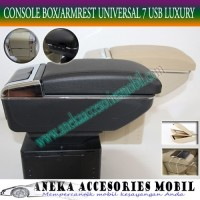 Console Box Armrest Arm Rest 7 USB 7USB Nissan All New Grand Livina
