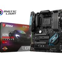 (Dijamin) MSI X370 Gaming Pro Carbon