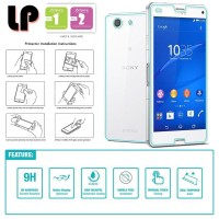 LP Front Back Tempered Glass Sony Xperia Z3 Compact D5803