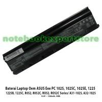 Baterai Laptop ASUS Eee PC 1025, 1025C, 1025E, 1225 1225B, 1225C Oem