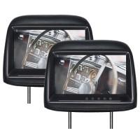 AVT HM-9088 Headrest Monitor Bantal mobil AVT HM9088 Headrest Original
