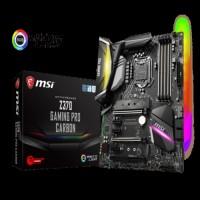 Motherboard MSI Z370 PRO CARBON DDR4, COFFEE LAKE Terbaru