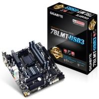 Motherboard GIGABYTE GA-78LMT-USB3 Terbaru