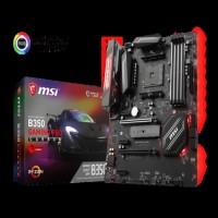 Motherboard MSI B350 Gaming Pro Carbon AM4,B350,DDR4,USB3.1 Terbaru