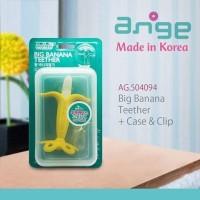ANGE Big Banana Teether Clip N Case