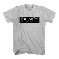 Kaos Exo Planet. Kaos Tumblr Tee T-Shirt Pria / Wanita