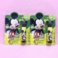 Mentholatum Lip Ice Kids Mickey Mouse - Lemon 3.5gr Lip Balm