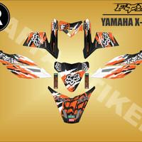 Aksesoris Body Motor Yamaha X-Ride Eps2
