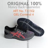 ORIGINAL 100% SEPATU Asics Gel Contend 4 Art No T715Q Asics Running