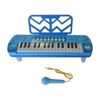 Mainan Edukatif / Edukasi Anak - Little Musician Piano Microphone Mic