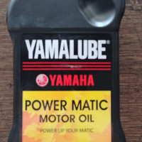 Oli Yamalube Power Matic