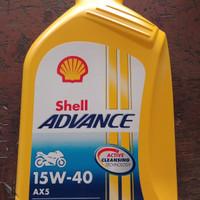 Oli Shell AX5 1L
