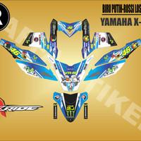 Aksesoris Body Motor Yamaha X-Ride Eps3