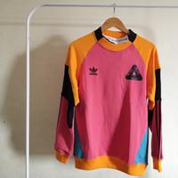 Palace x Adidas sweater crewneck (not bape, supreme, off white)