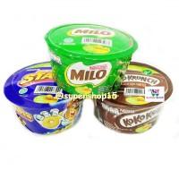 Nestle Milo / KokoKrunch / Honey Star Sereal Cup Combo Pack Dancow