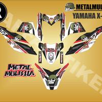 Aksesoris Body Motor Yamaha X-Ride Eps4