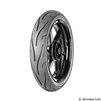 Ban Motor Tubeless ZENEOS ukuran 130/60-17 ZN 62