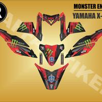 Aksesoris Body Motor Yamaha X-Ride Eps10