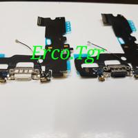 Flexible Fleksibel Charger + Mic + Antenna iPhone 7 Original