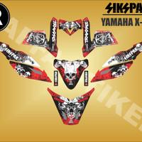 Aksesoris Body Motor Yamaha X-Ride Eps6