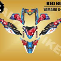 Aksesoris Body Motor Yamaha X-Ride Eps7