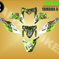Aksesoris Body Motor Yamaha X-Ride Eps9