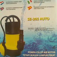 Pompa celup 265 air kotor dengan automatis
